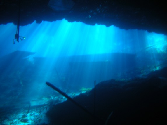 Blue Grotto - Cavern