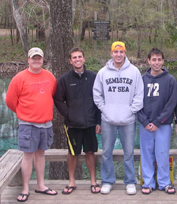 Dive Staff - Ginnie Springs